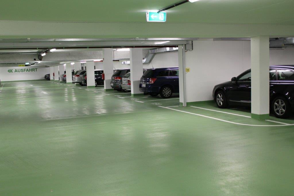 Rcr industrial flooring international flooring projects for Oficina dkv sevilla